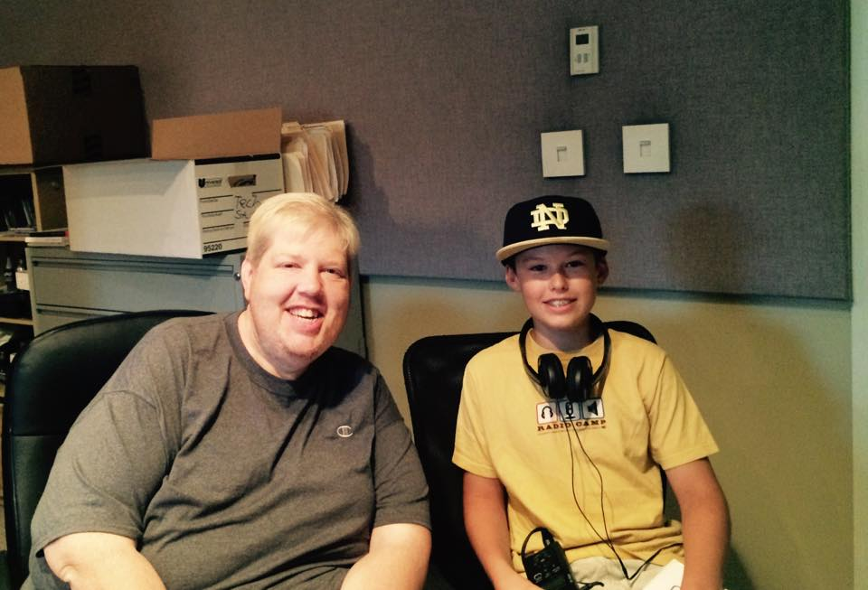 Voice of the Demon Deacons: Jeffrey Griffin | 88.5 WFDD