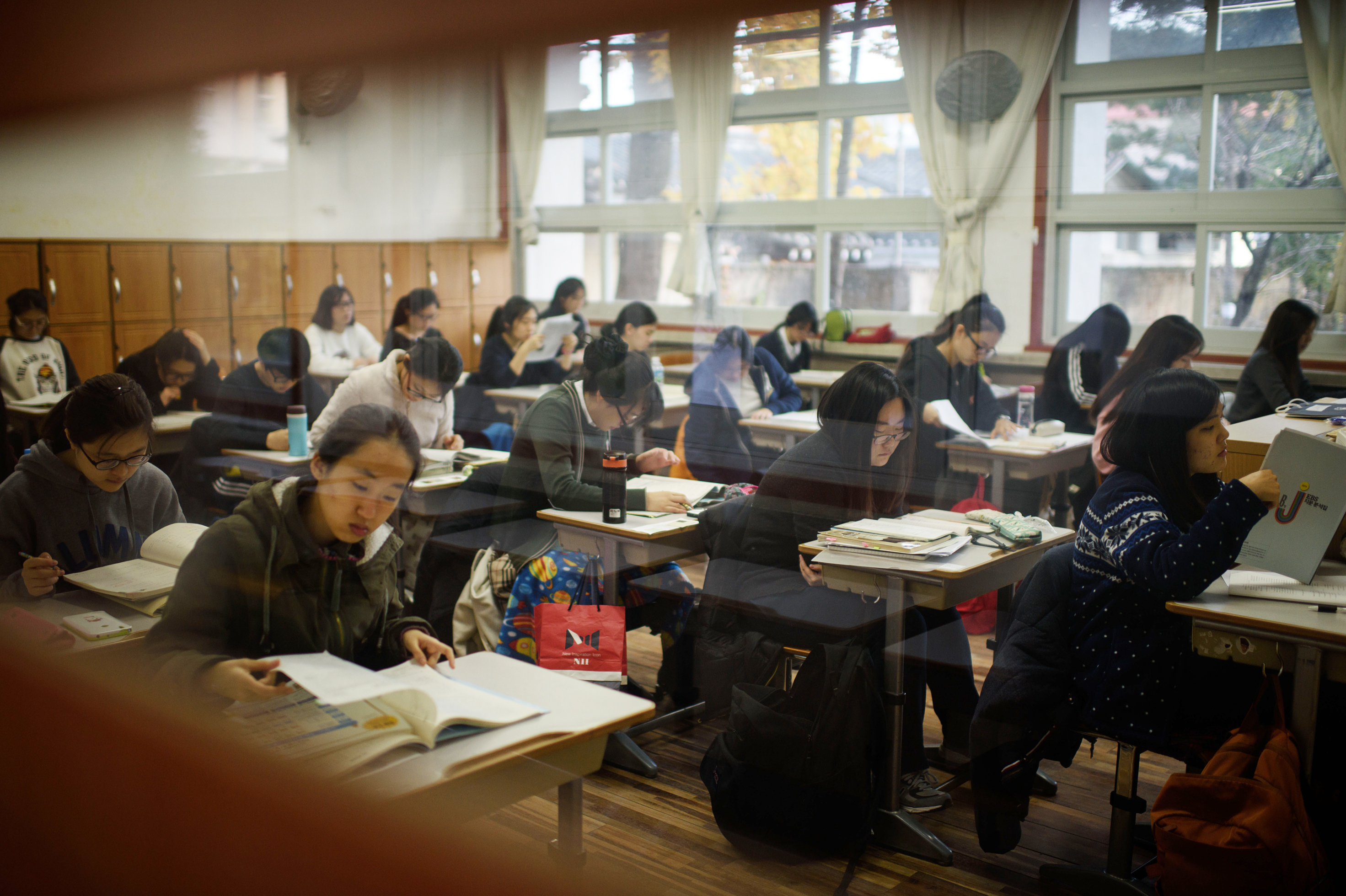 the all work no play culture of south korean education wfdd