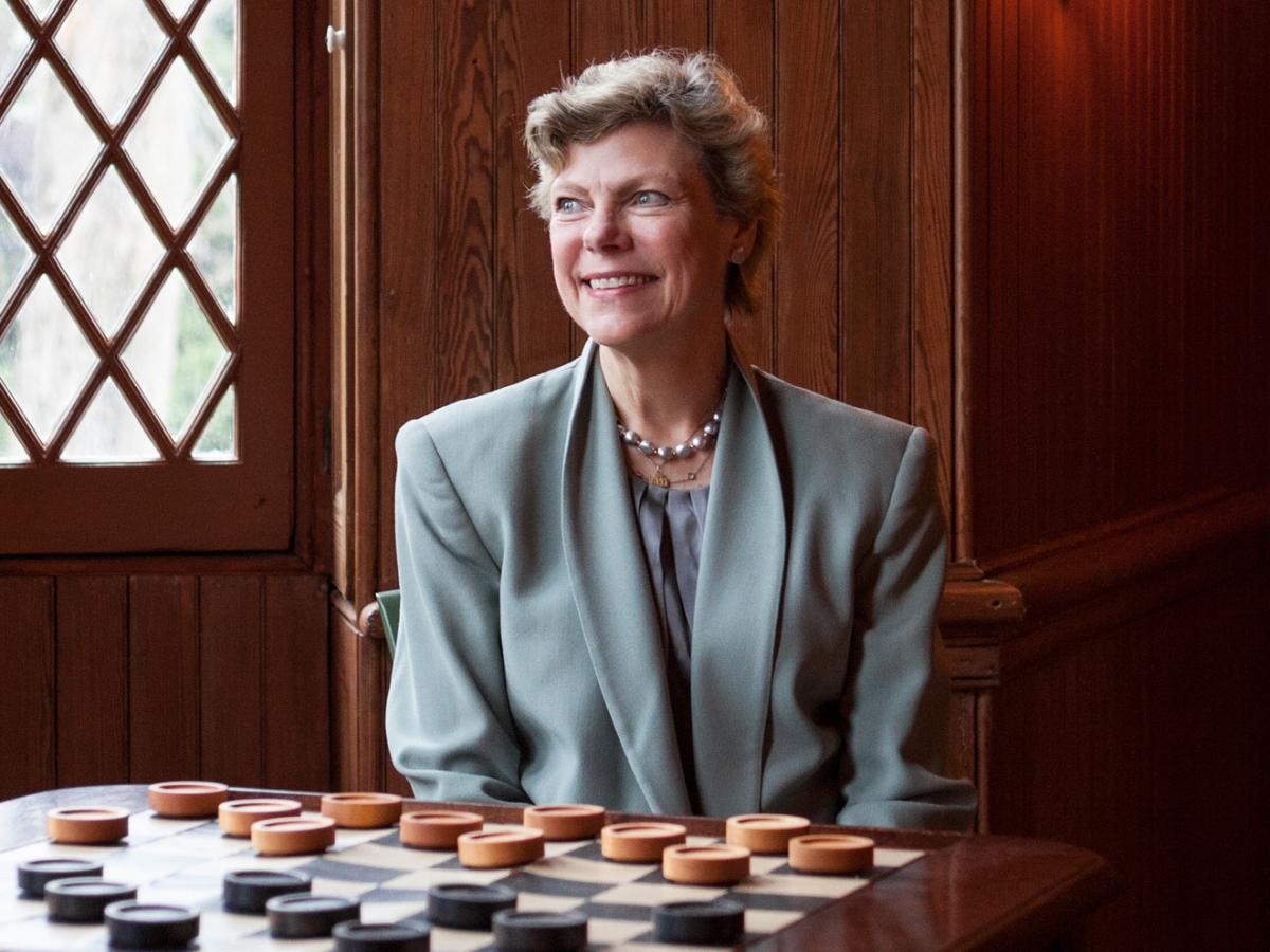 Cokie Roberts' other books include Founding Mothers and Ladies of Liberty.