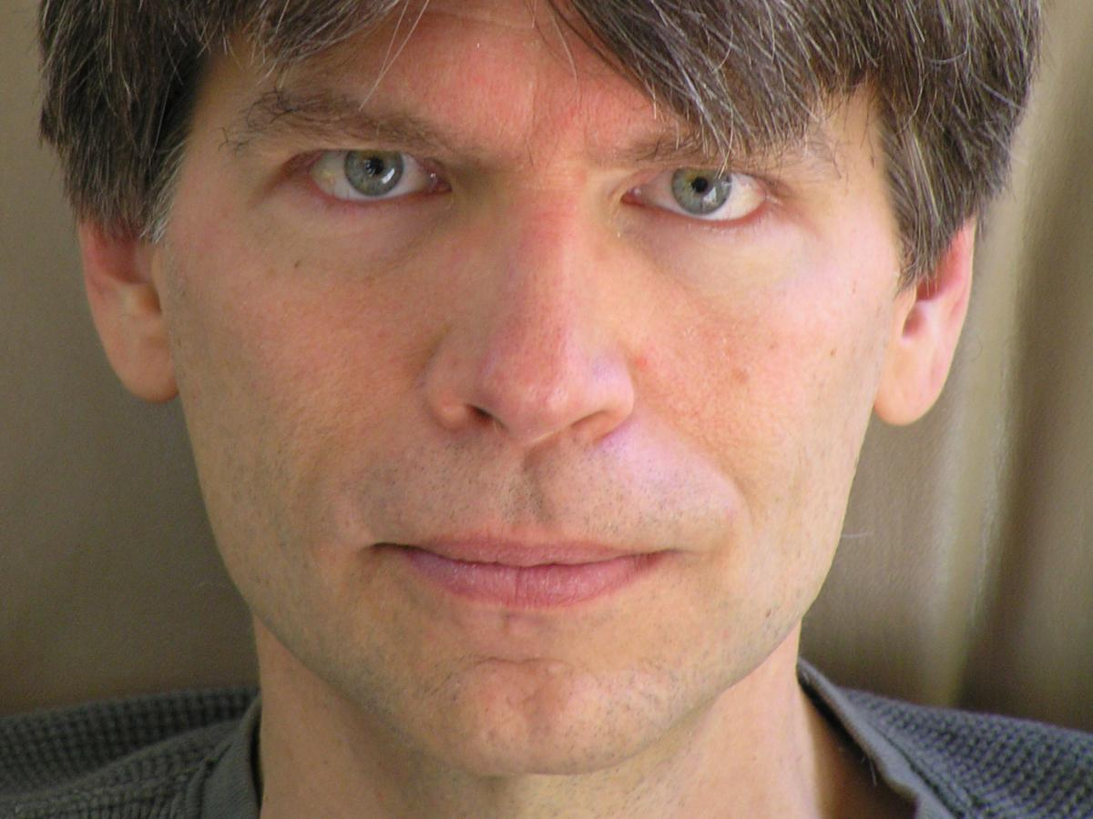 Novelist Richard Powers is the author of 11 novels, including Generosity and The Echo Maker.