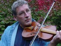 Garry Harrison played fiddle and collected fiddle tunes from across rural Illinois.
