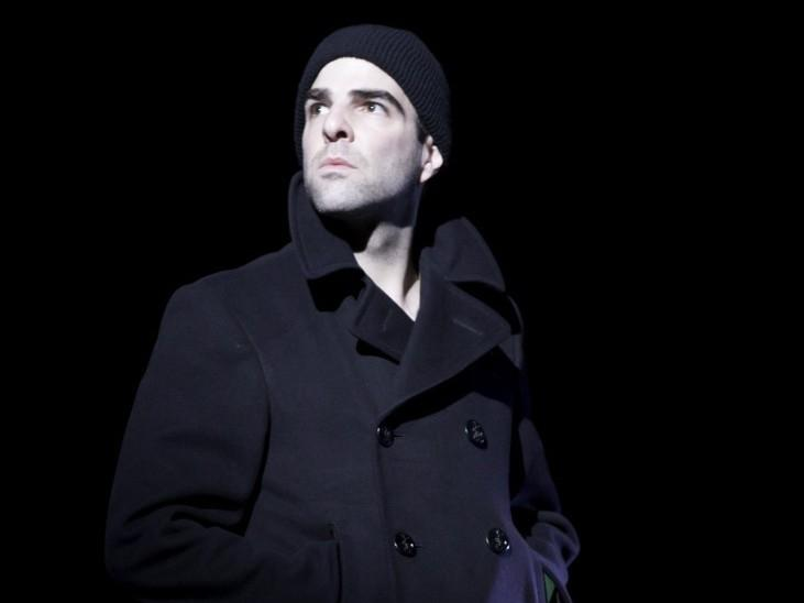 Zachary Quinto starred in an Off Broadway production of Angels in America in 2010; in Menagerie, he makes his Broadway debut as Tom, Laura's brother and a character based on the playwright himself.