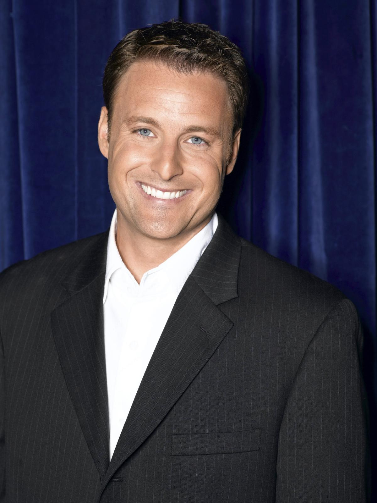 Chris Harrison has hosted ABC's The Bachelor since its premiere in 2002.