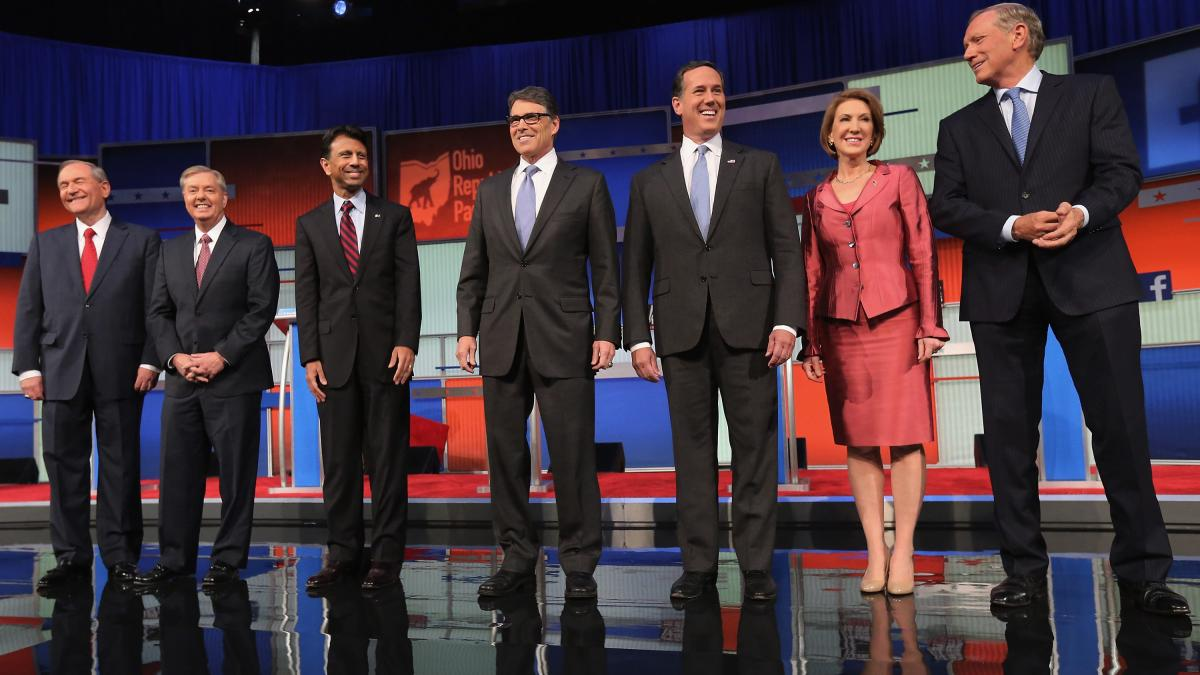"""Fiorina is the only woman in the crowded field of 16 major Republican candidates. Even if no one in the early days of her career expected she'd run for president, as one friend said, """"there was no doubt Carly was going somewhere."""""""
