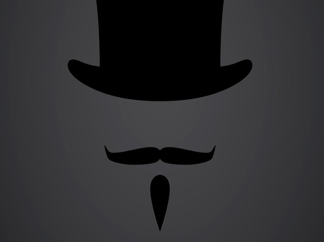I Wear The Black Hat cover