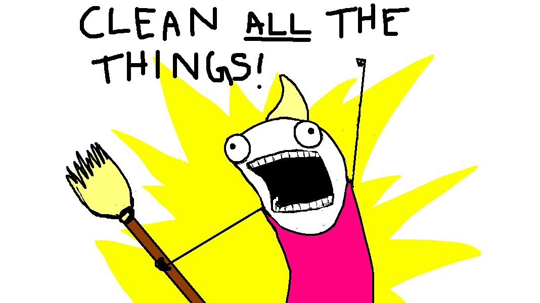 "You may recognize this drawing from Allie Brosh's popular ""This Is Why I'll Never Be An Adult"" blog post. (It's now a popular Internet meme.)"
