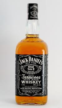 "Jack Daniel's trademarked the term ""Old No. 7"" in 1908, although the familiar black-and-white design seen above wasn't introduced until 1911, according to Rothbaum's book."