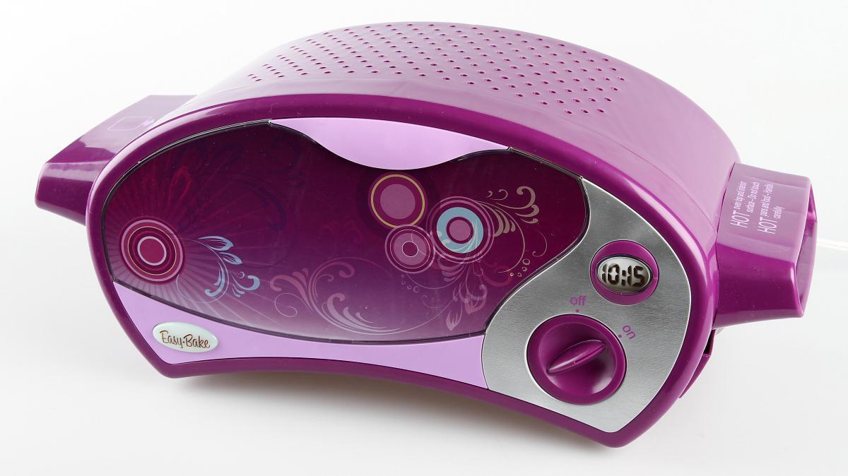 Hasbro's pink Easy-Bake Oven is under fire for reinforcing gender stereotypes.