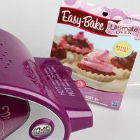 Hasbro's pink Easy Bake Oven is under fire for reinforcing gender stereotypes.