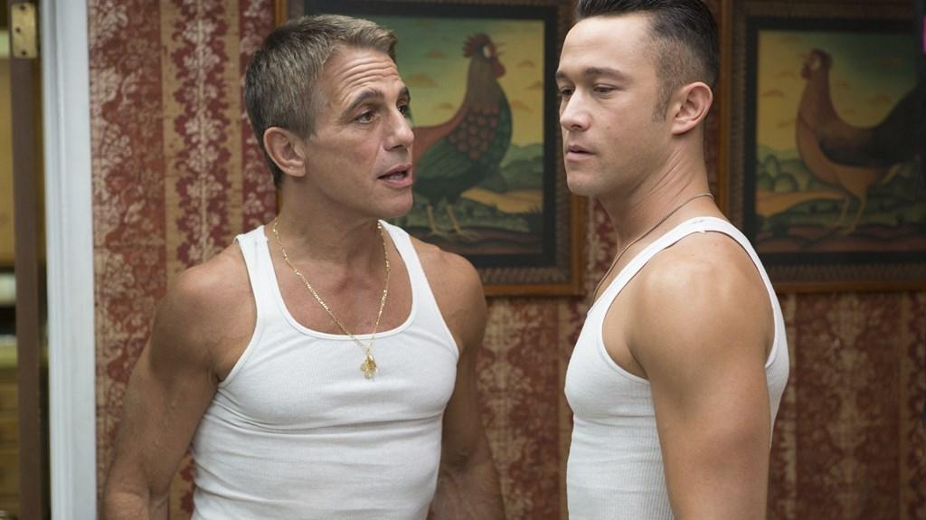 """Tony Danza plays dad to Joseph Gordon-Levitt's Don Jon. Critic David Edelstein says there's """"a lifetime of sitcom precision — and heart — in what Danza does."""""""