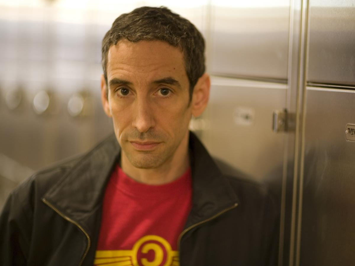 Douglas Rushkoff founded the Narrative Lab at NYU's Interactive Telecommunications Program, and lectures about media, art, society and change at conferences and universities around the world. He lives in Brooklyn with his wife and daughter.