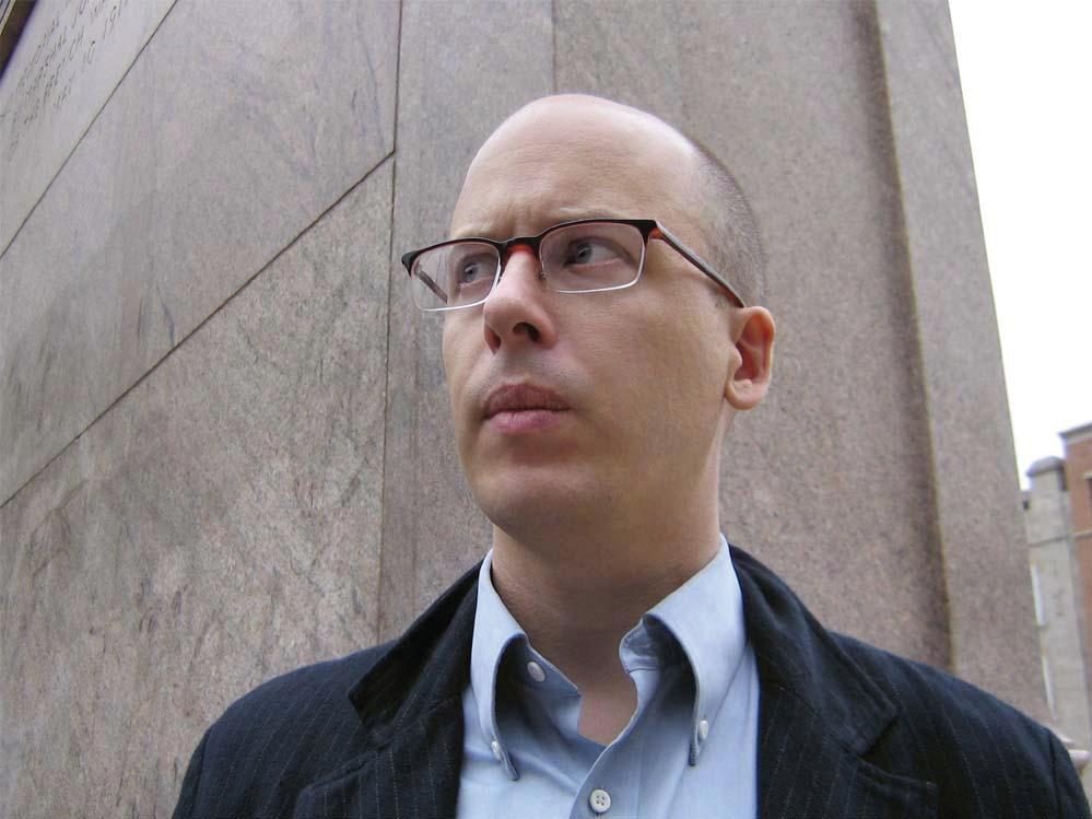 Austin Grossman, author of Soon I Will Be Invincible and You: A Novel, is also a video game designer.