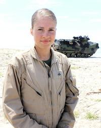 Cpl. Kathryn Bynum.