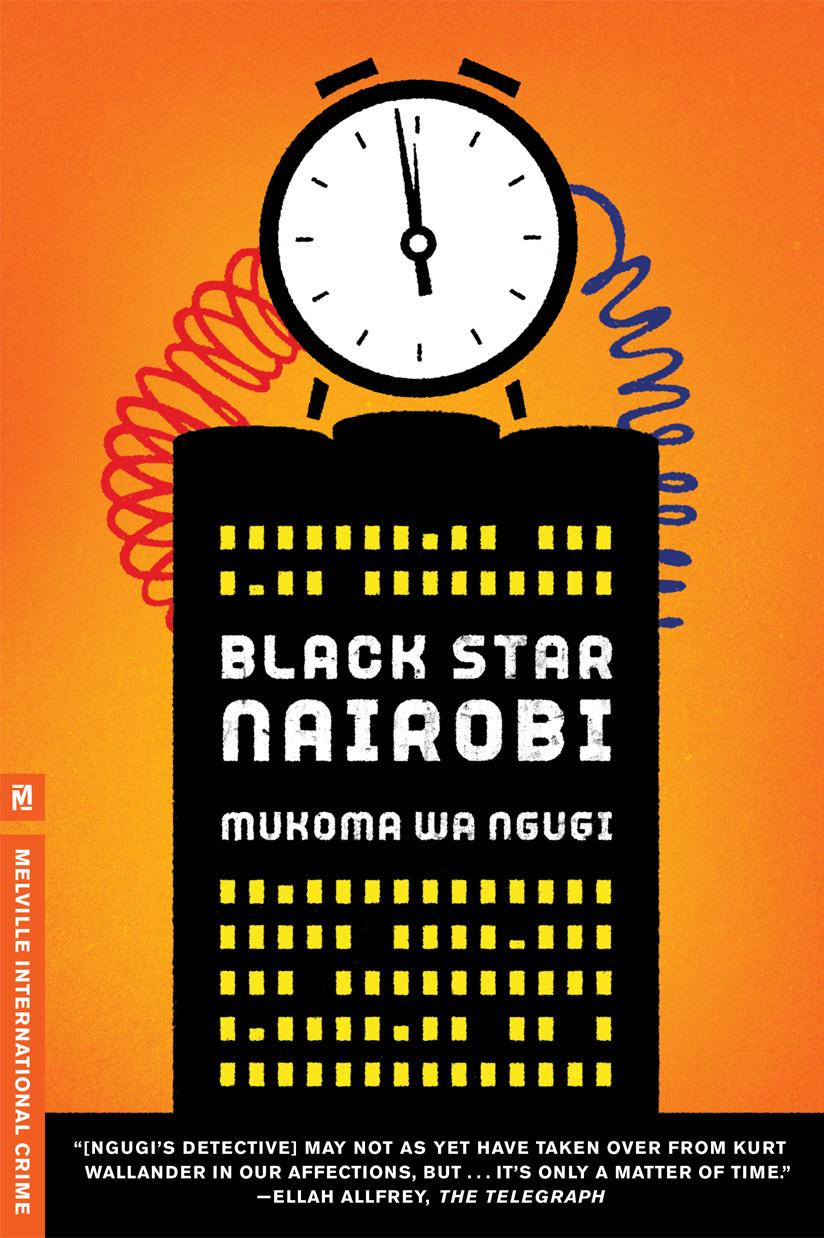 Black Star Nairobi cover