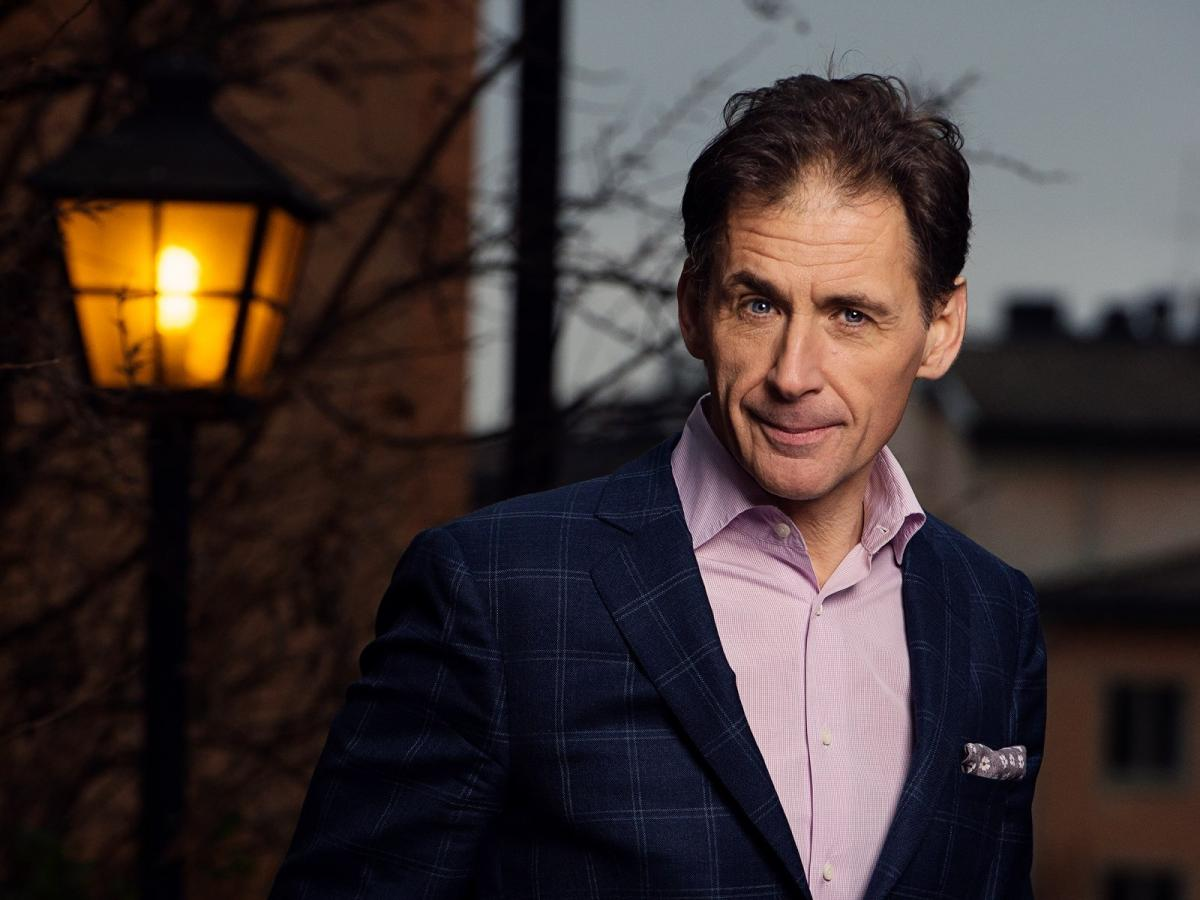 Larsson's father and brother hired David Lagercrantz to write the new book, The Girl in the Spider's Web.