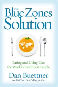 "Author Dan Buettner has traveled the globe visiting ""blue zones,"" where people tend to live longer and lead healthier lives."