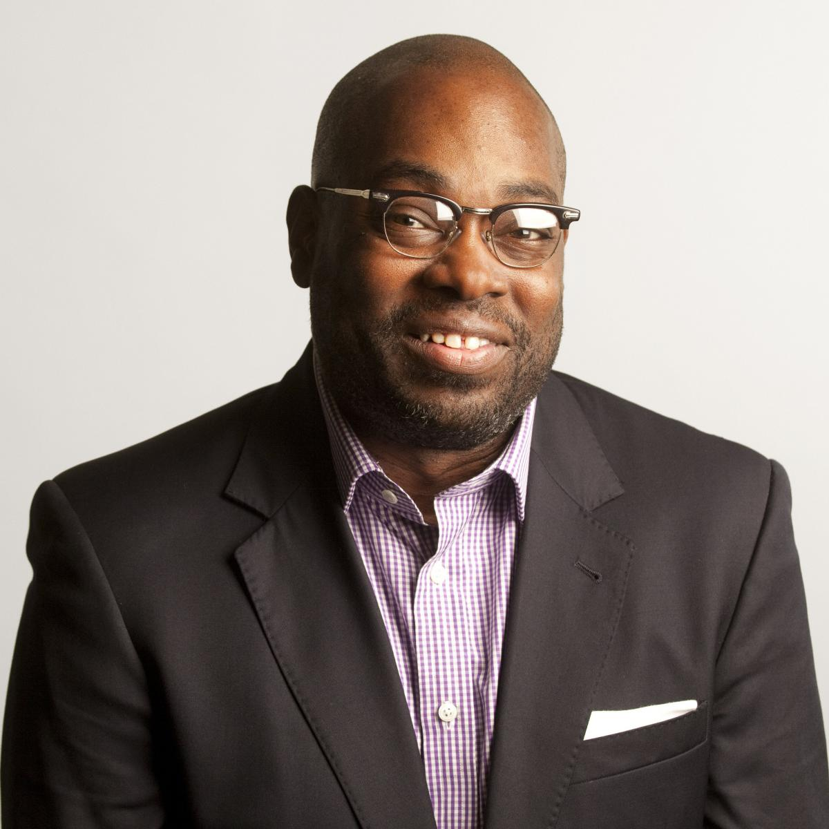 Stephen Henderson, editor, Detroit Free Press, and WDET host