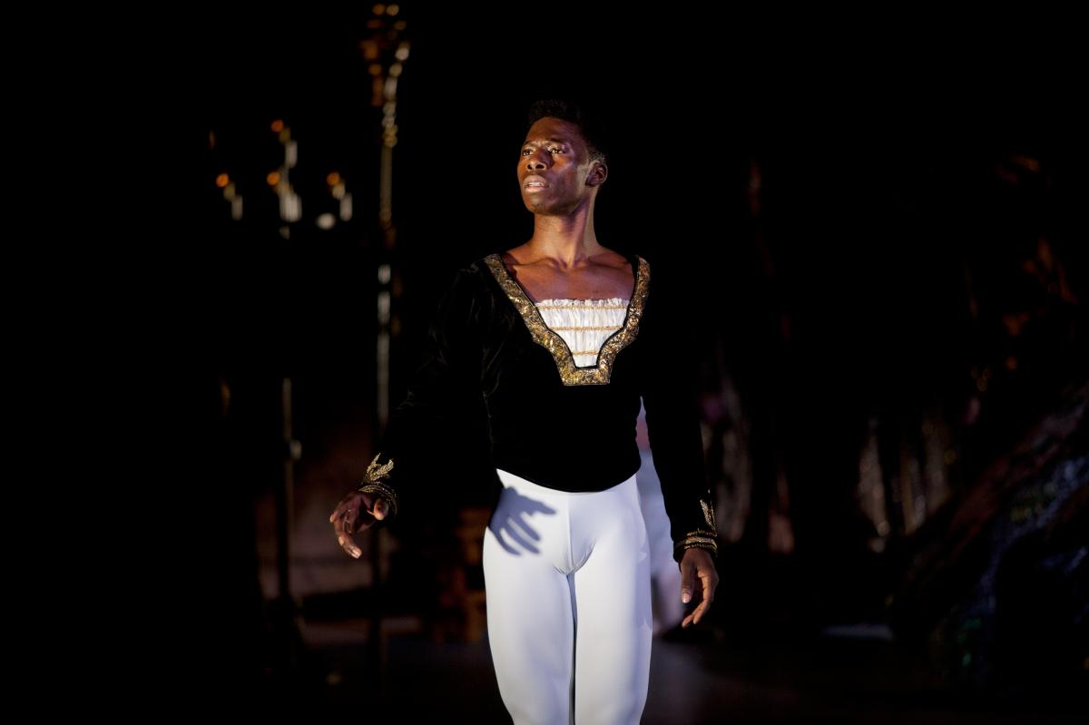 When he was 12, Brooklyn Mack persuaded his mom to take him to the Columbia Classical Ballet in South Carolina. He received a scholarship and was the only black dancer at the school. This year, Mack stars as Prince Siegfried in The Washington Ballet's pro