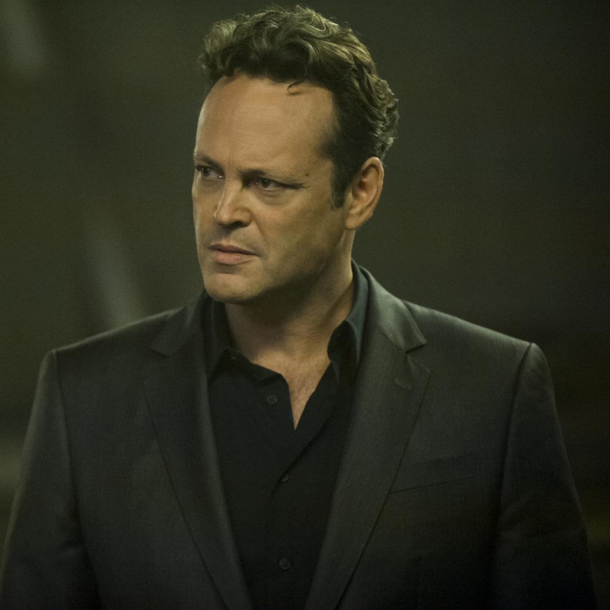 Vince Vaughn plays a crime boss scrambling to complete a business deal in HBO's True Detective.