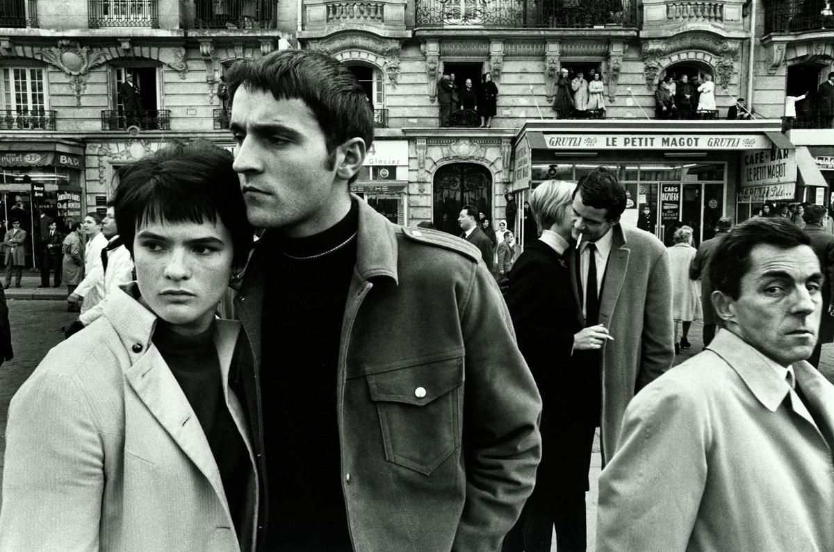 Le Petit Magot, 11 November, Paris, 1968