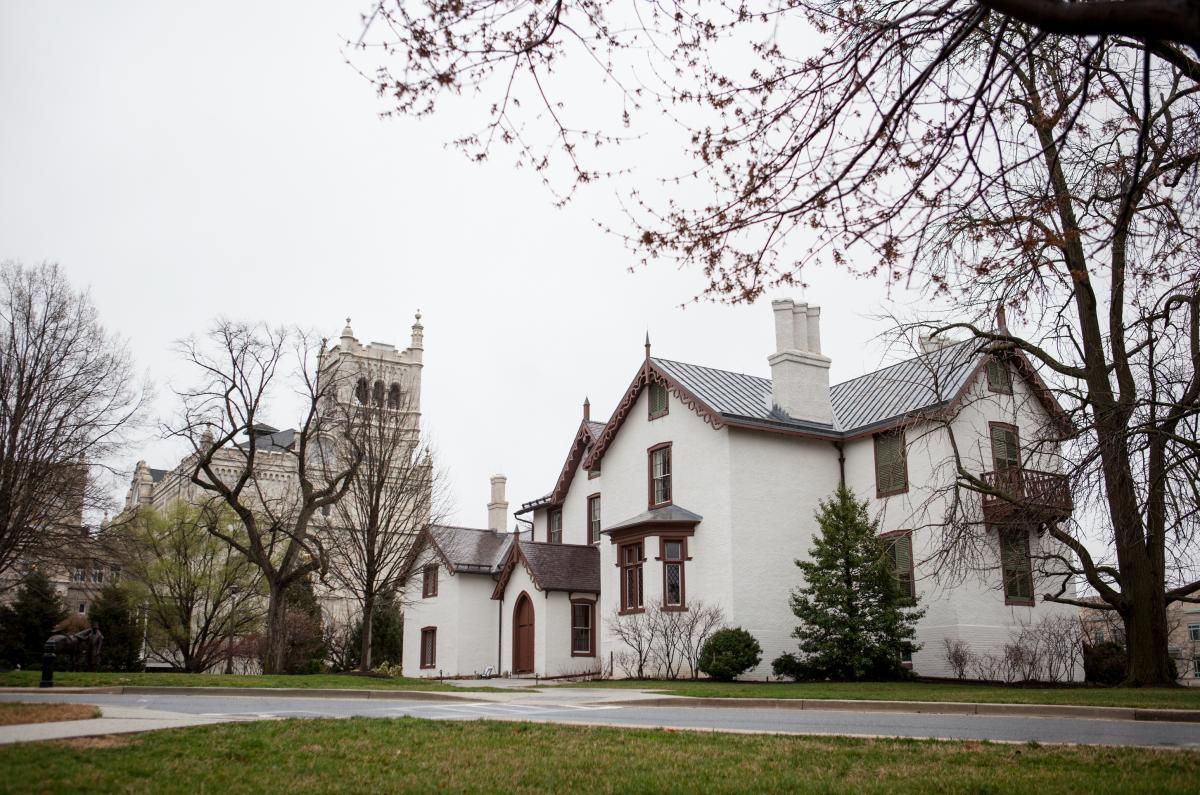 President Lincoln's Cottage provided Abraham Lincoln with a refreshing escape from Washington's summer heat, but it was also the site of a painful period in Mary Todd Lincoln'€™s life.