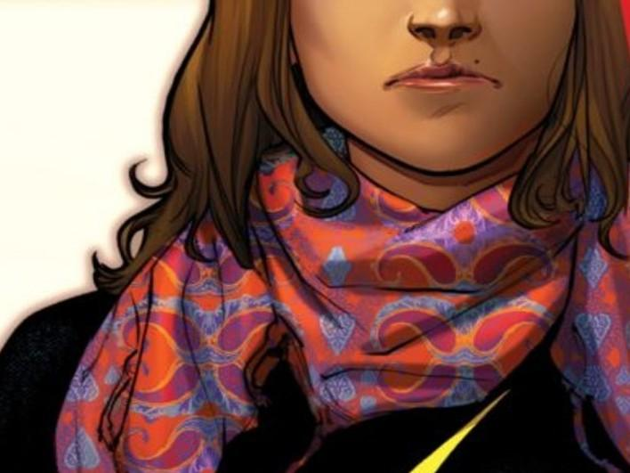 Ms. Marvel, which was not on the Sad Puppies slate, took home this year's Hugo for best graphic story.