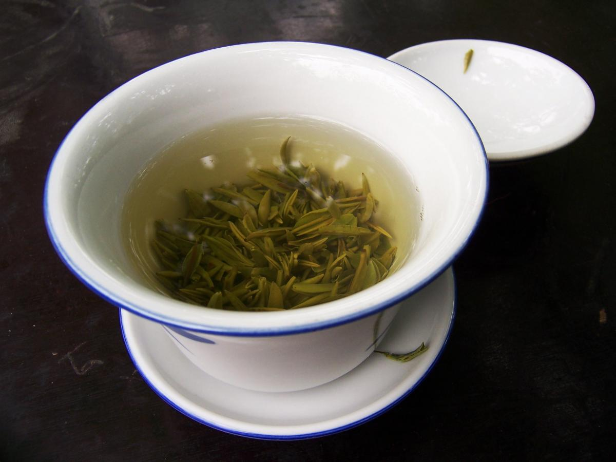 """""""For most of the 19th century, there was less concern about the perils of taking cocaine than there was about the negative side effects of drinking green tea,"""" says author Matthew Sweet. The backlash against green tea was caused by a mix of baseless fears"""