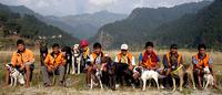 The team with SAR Dogs Nepal performs many search operations in the Himalayas. Last year they rescued five foreign trekkers and about 200 Nepalis.