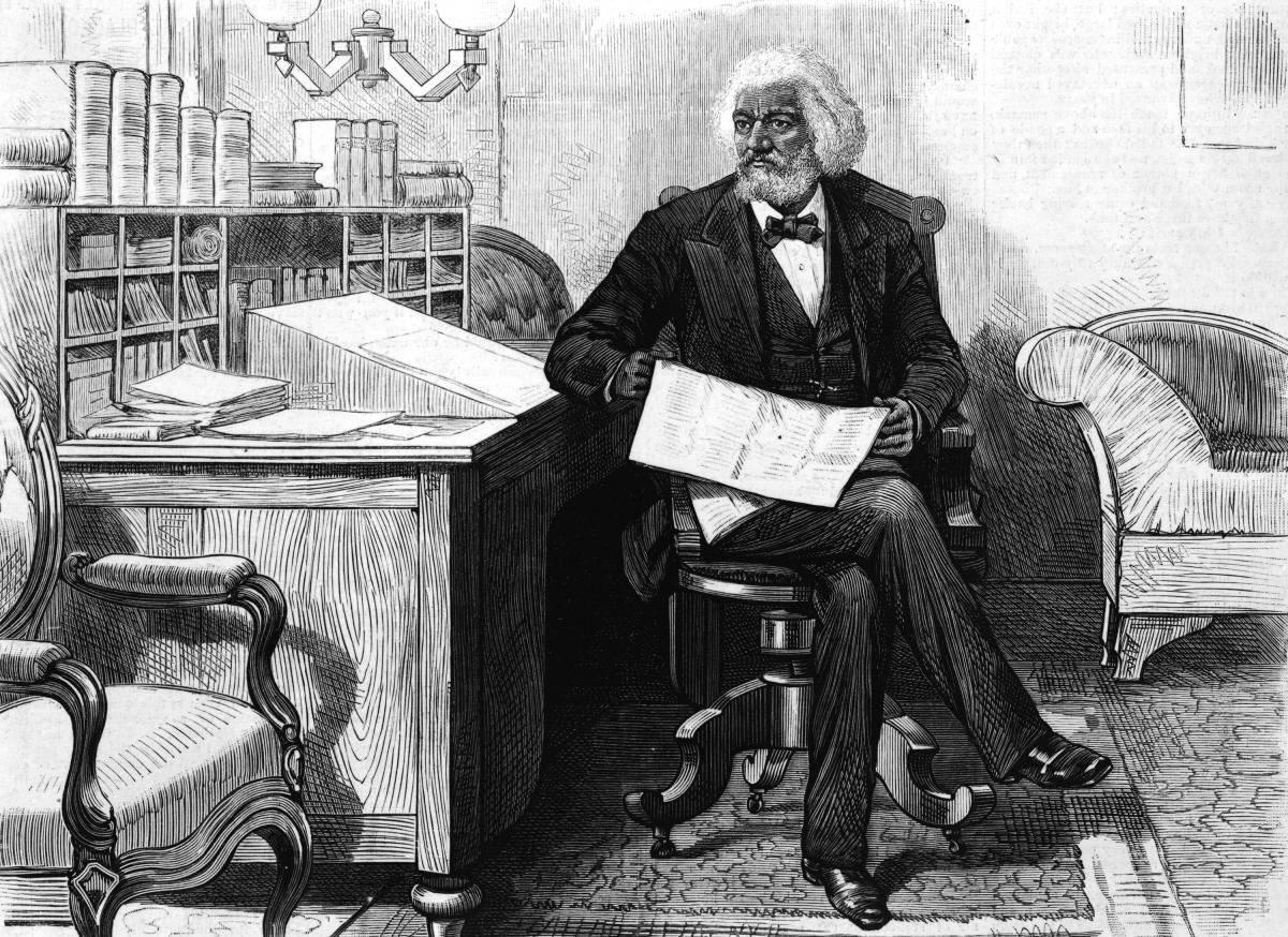 frederick douglass writing style The genre achieves its most eloquent expression in frederick douglass's 1845 narrative of the life of frederick douglass: an american slave and harriet jacobs's gender considerations account not only for many of the differences in style and genre that we see in douglass's and jacobs's narratives, but also for the.