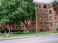 The Lathrop Homes, pictured here in 2006, are part of the latest revamp effort by the Chicago Housing Authority.