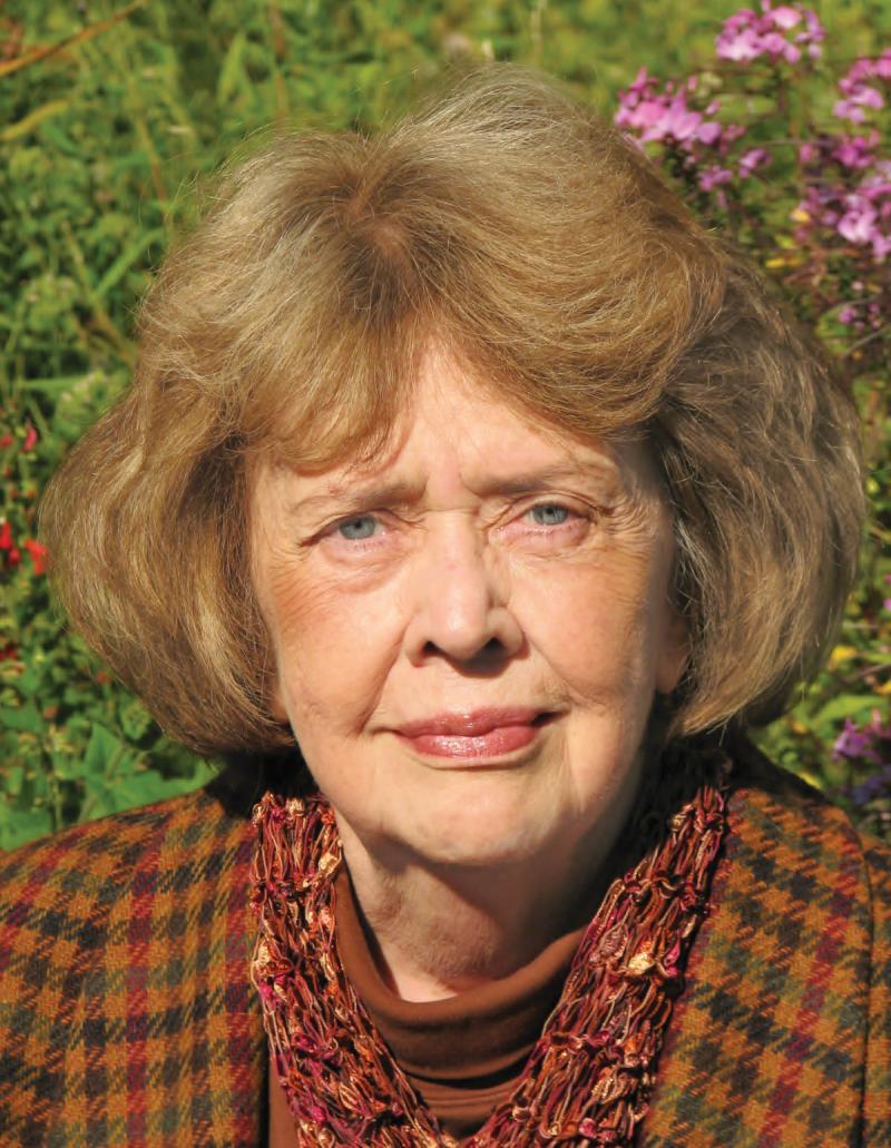 Gail Godwin, whose latest novel is Flora, has been a finalist for the National Book Award and a Guggenheim fellow.