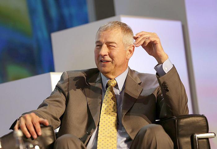Jim Goodnight has run SAS since he co-founded the data analytics company in 1976. (sas.com)