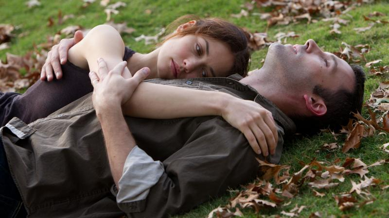 Olga Kurylenko and Ben Affleck play two lovers in Terence Malick's latest film, To The Wonder.