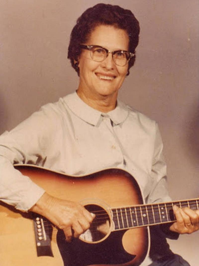Lena Hughes recorded one album of Southern parlor music before her death in 1998.