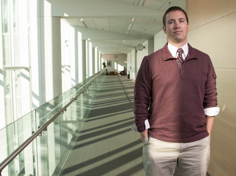 After serving almost 11 years in federal prison for bank robbery, Shon Hopwood is a law student at the University of Washington. He's landed a prestigious law clerk's position with the U.S. Court of Appeals for the D.C. Circuit.