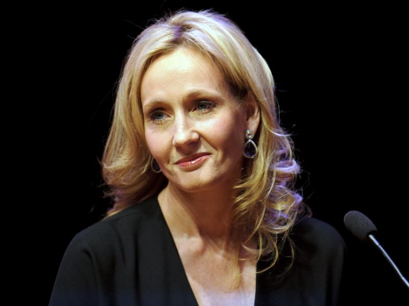 J.K. Rowling recently revealed herself to be the author of the mystery novel The Cuckoo's Calling.