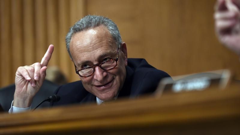 Sen. Chuck Schumer, who has been undecided on the nuclear deal with Iran, now says he can't support it. He's seen as a leading candidate for Senate Democratic leader next year.
