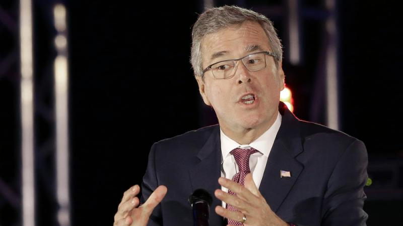 Jeb Bush walked back his position that he would have authorized the Iraq War, even knowing what we know now. He now says he would not have.