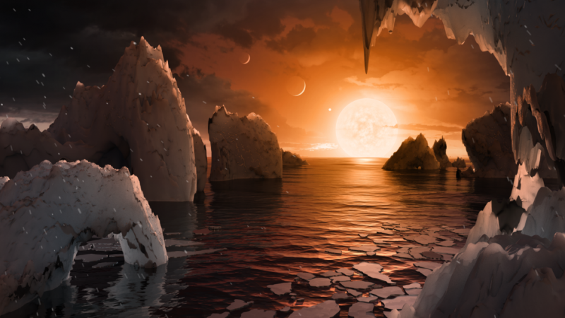 The telltale sign of LIFE on newly-discovered Earth-like planets nearby