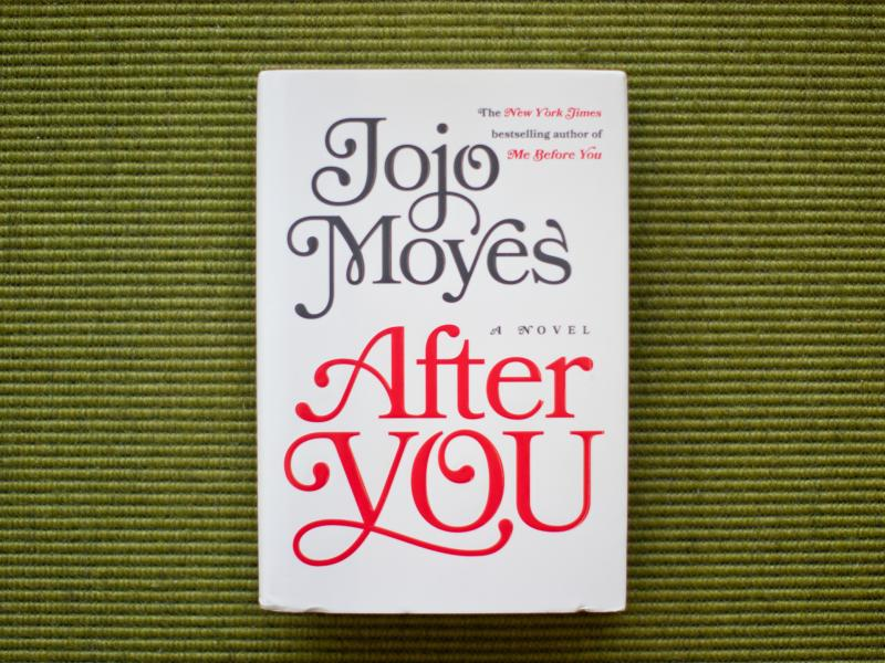 Cover photo of After You, by Jojo Moyes.