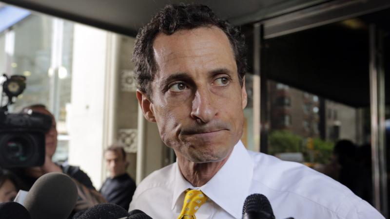 Key events in former US Rep. Anthony Weiner's rise and fall