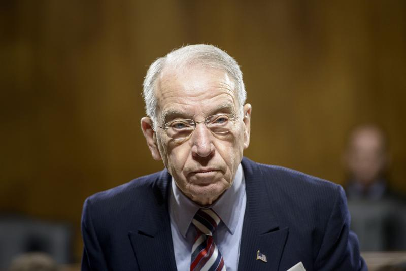 Sen. Charles Grassley, R-Iowa, and a Democratic colleague have introduced a bill that would require drugmakers and medical device companies to disclose payments made to physician assistants and nurses who can prescribe their products.