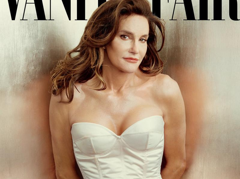Vanity Fair, July 2015 cover