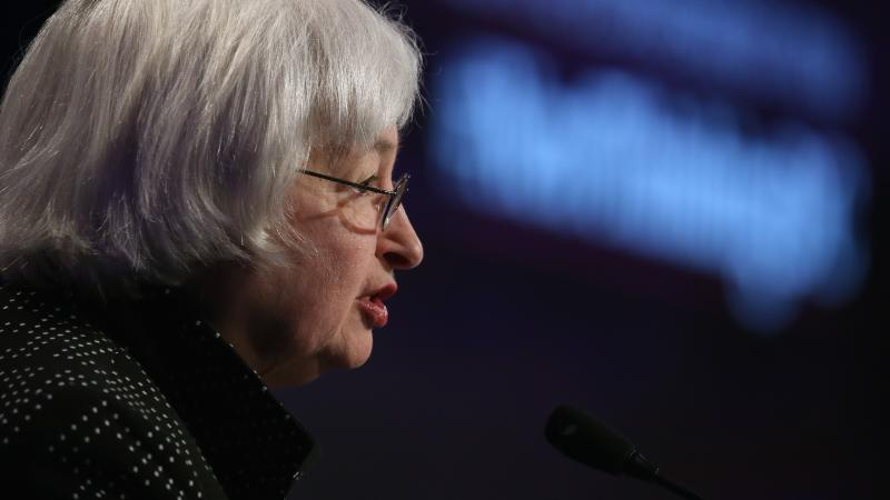 Federal Reserve chief Janet Yellen's remarks Wednesday made a lot of investors blink. But there's something to keep in mind before you sell based on her advice.