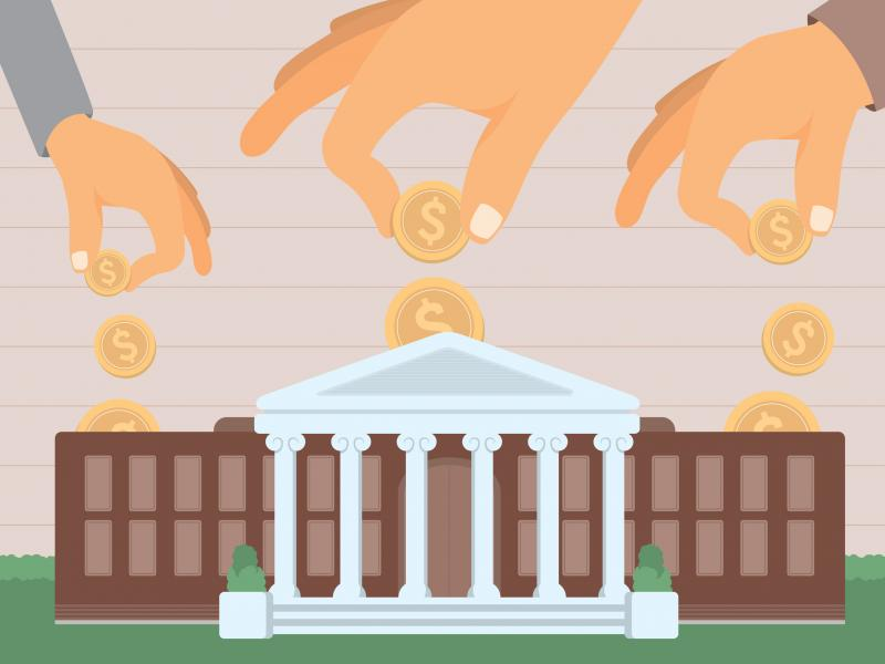 Tuition and fees at most community colleges these days are pretty reasonable but according to a new report, students in a fifth of these schools do not have access to federal student loans.