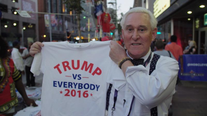 Roger Stone denies reports linking him to Trump-Comey decision