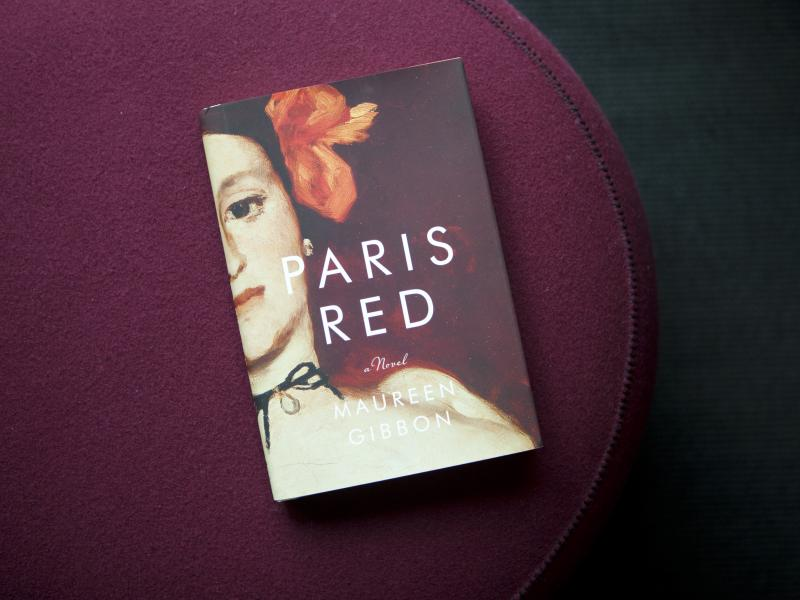 Paris red promo 1