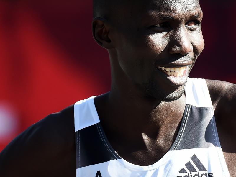 Wilson Kipsang of Kenya has won marathons around the world, including the New York City Marathon last fall.