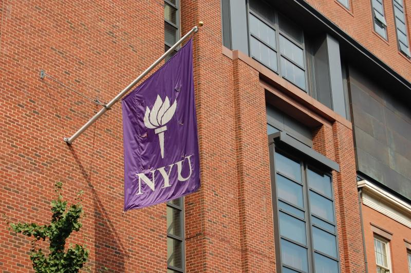 New York University announced it will not require the criminal record of prospective students in the first round of the admissions process.