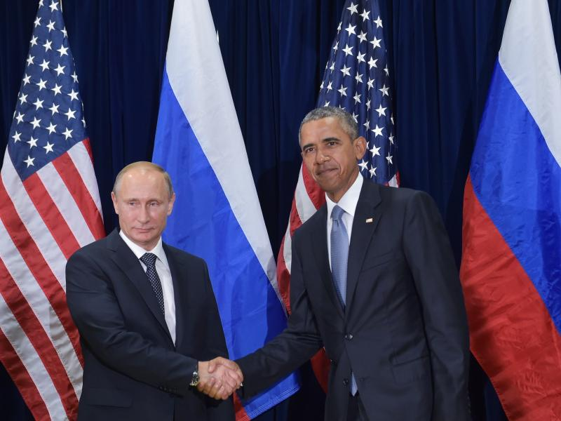 President Obama and Vladimir Putin met for 90 minutes after the Russian president's Monday speech at the United Nations.
